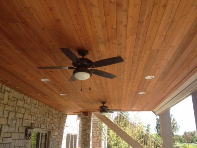 deck drainage system brighton