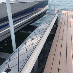 Boat Lift Non-Skid Kit