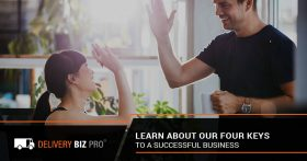 Learn About Our Four Keys To A Successful Business