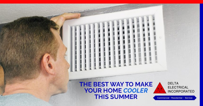 Residential Electrician Jackson, TN: How to Cool Your Home This Summer