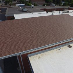 Completed commercial roofing project in Colorado - Denali Roofing