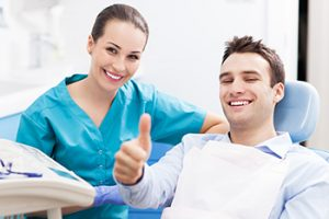 How can I manage my fear of the dentist?