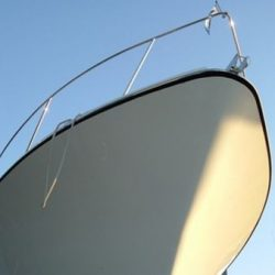 Best Carpenter - Bow Front of Yacht