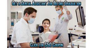 dental assistant job