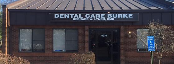 Dental Care Burke VA office