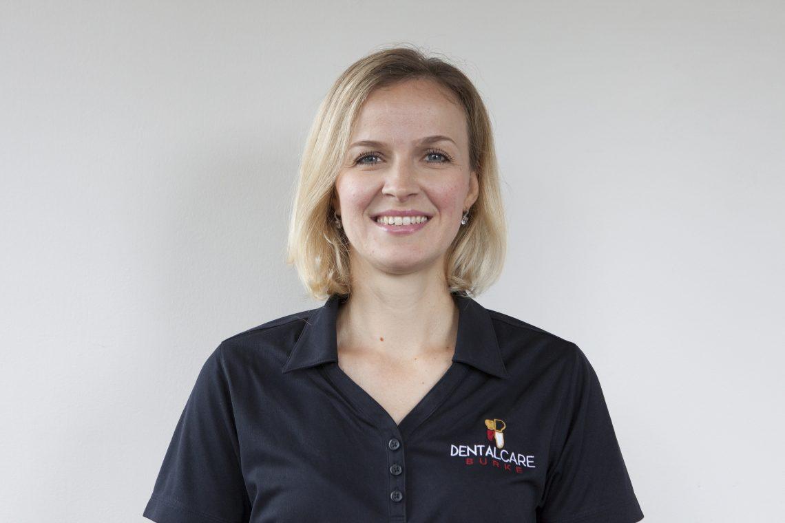Katarina Lynch, Dental Care Burke VA Office Manager