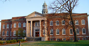McCracken County Courthouse, Paducah, KY