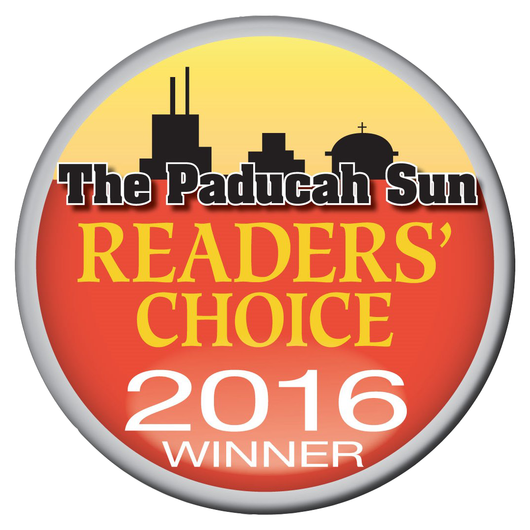 2016 Readers' Choice Best Attorney, Paducah, KY