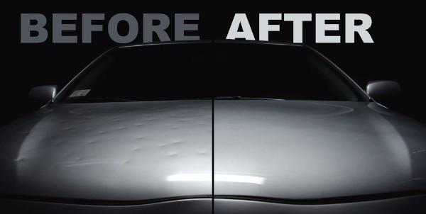 Dent Repair O Fallon Auto Body Repair Mo Hail Damage