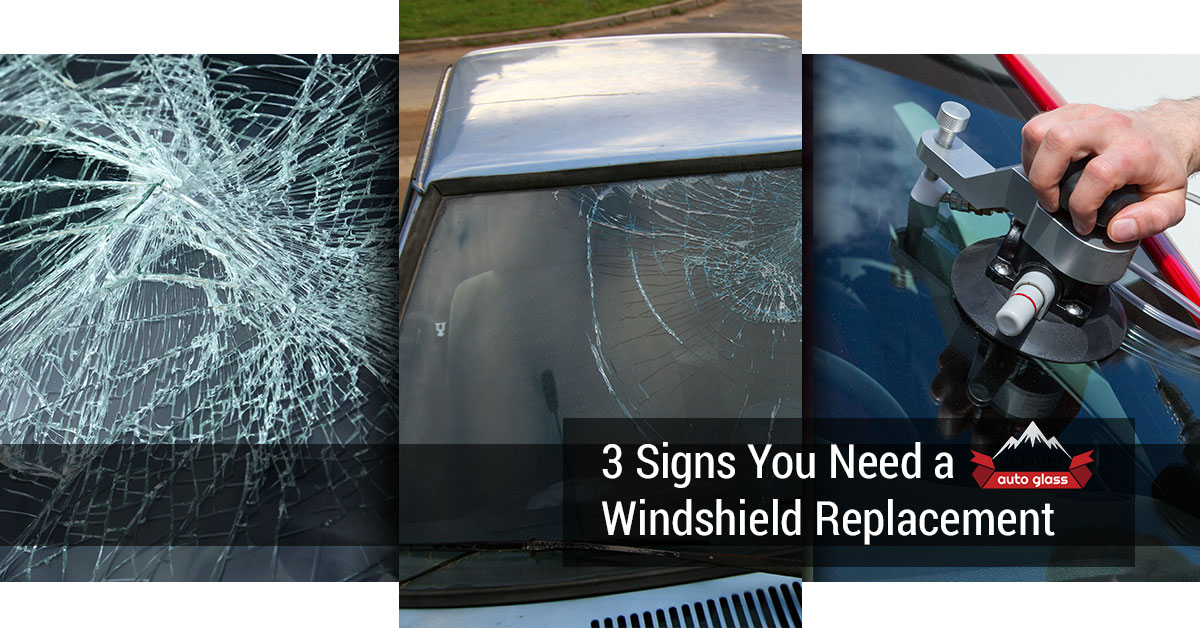 Windshield Replacement Come To You >> Replacement Auto Glass Lakewood 3 Signs You Need A