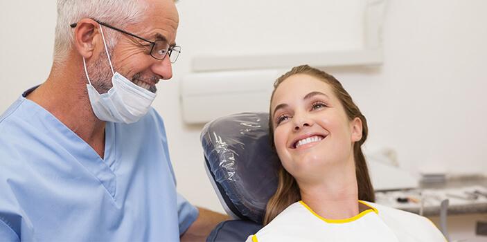 Dentist Responsibility