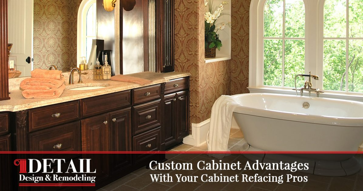 Cabinet Refacing Atlanta: Custom Cabinet Ideas For Your Kitchen