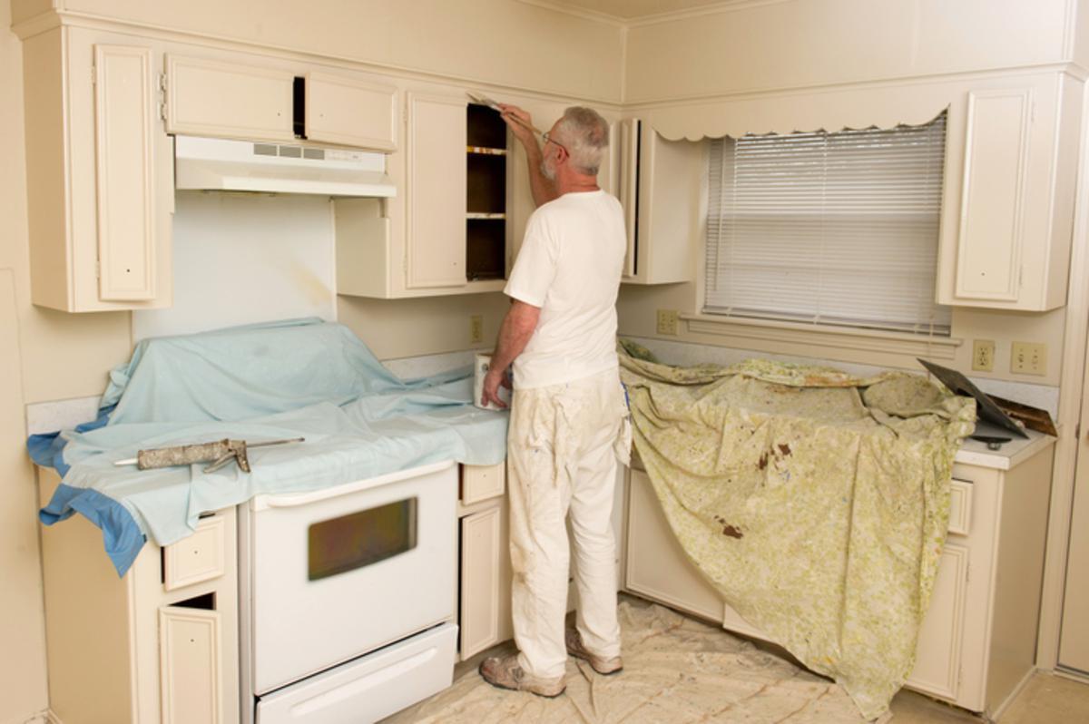 Cabinet Refacing Atlanta: DIY Vs Professional Cabinet ...