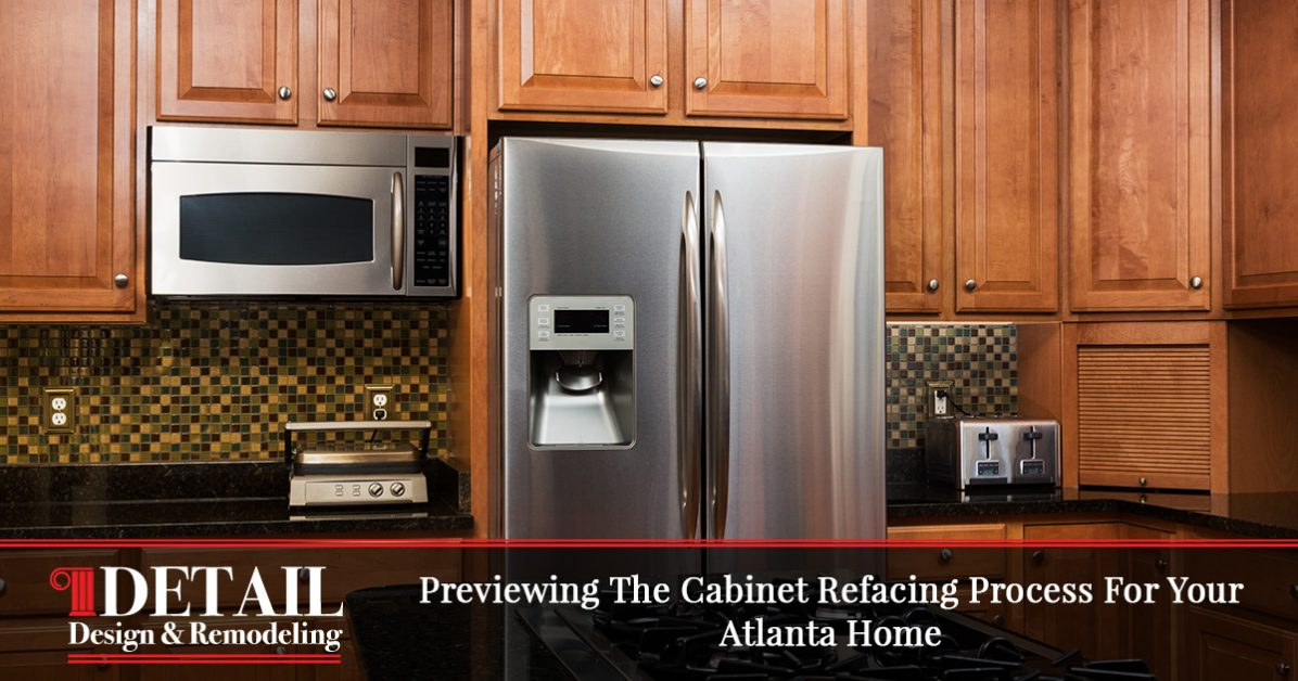 Cabinet Refacing Atlanta Explaining Our Cabinet Refinishing Process Fascinating Kitchen Cabinet Refacing Atlanta
