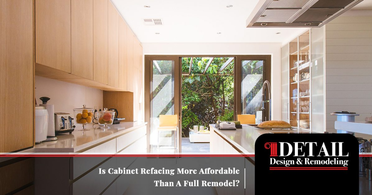 Cabinet Refacing Atlanta Is Cabinet Refacing More Affordable Than - Most cost effective kitchen cabinets