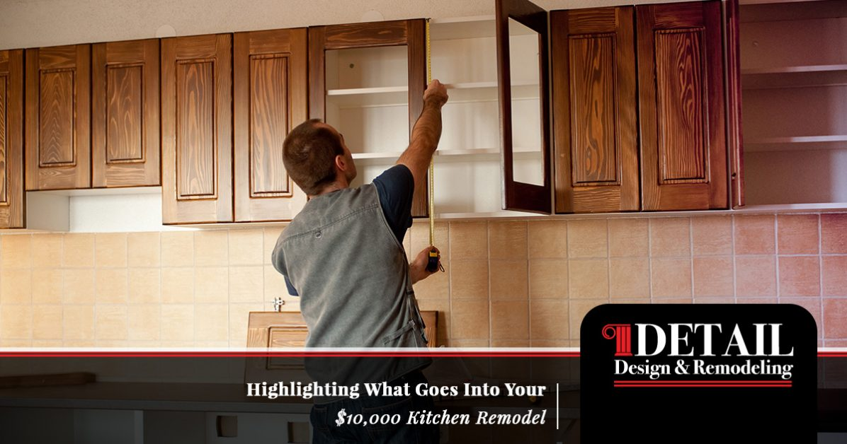 Cabinet Refacing Atlanta: What Your $10,000 Kitchen Remodel Includes ...