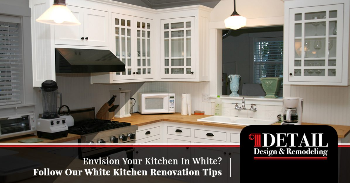 Cabinet Refacing Atlanta: Envision Your Kitchen In White ...