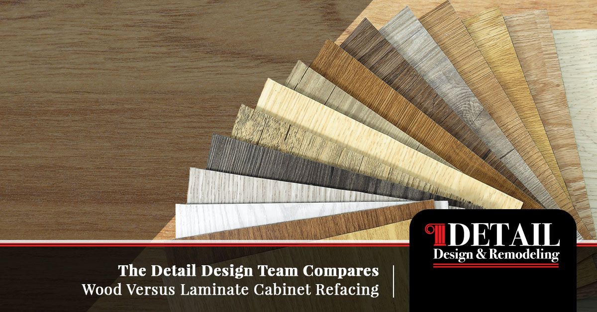 Cabinet Refacing Dunwoody: Comparing Wood Versus Laminate ...