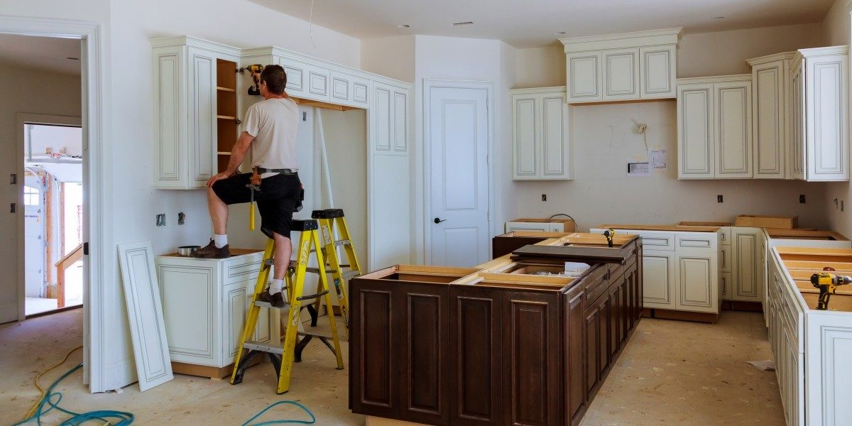 Stupendous Cabinet Refacing Is Kitchen Cabinet Refacing Worth It Our Interior Design Ideas Clesiryabchikinfo