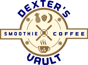 Dexter's Smoothie Coffee Vault Logo