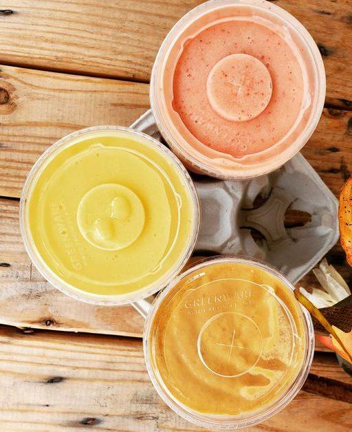 The Best Smoothie Ingredients dexter's smoothie coffee vault norwich