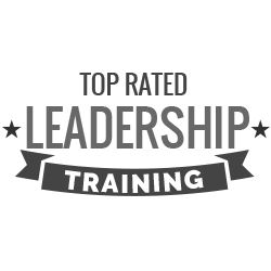 image of dialexis award badge for leadership training