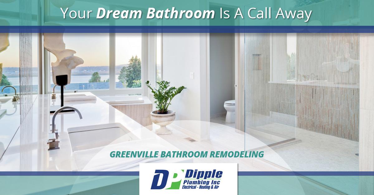 Bathroom Remodels Greenville bathroom remodeling greenville - create the space you've always