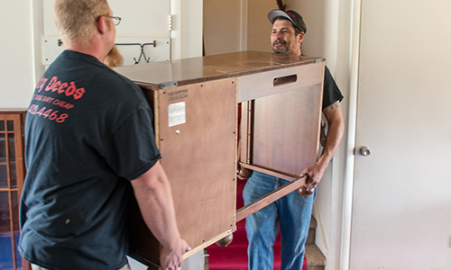 Junk Removal & Haul Away In Ft  Collins CO | Dirty Deeds