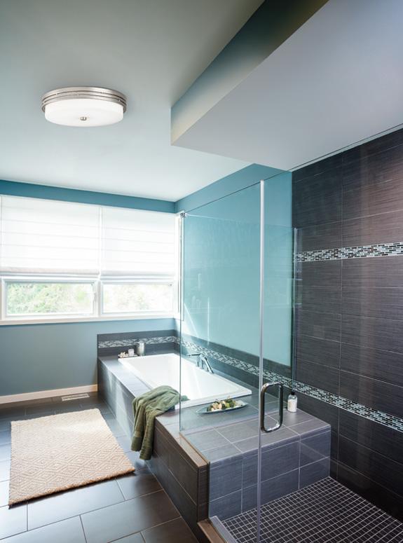 Bathroom Flush Mount