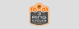 3 ring cycles logo