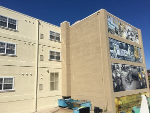 the challenges that occur with commercial painting in nj