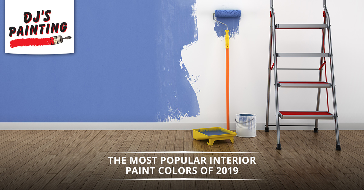 Painter New Jersey The Most Popular Interior Paint Colors Of 2019