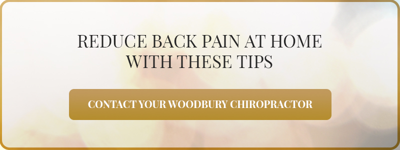 Contact Your Woodbury Chiropractor