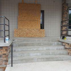 Certified Welding Finished Handrail