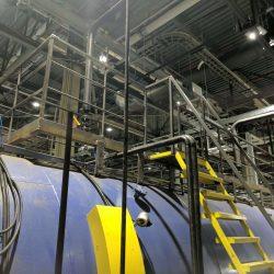 Custom Fabrication Industrial Handrail