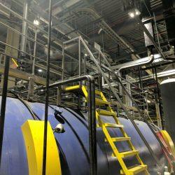 Fabrication Welding Industrial Handrail