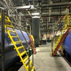 Welding Projects Industrial Handrail