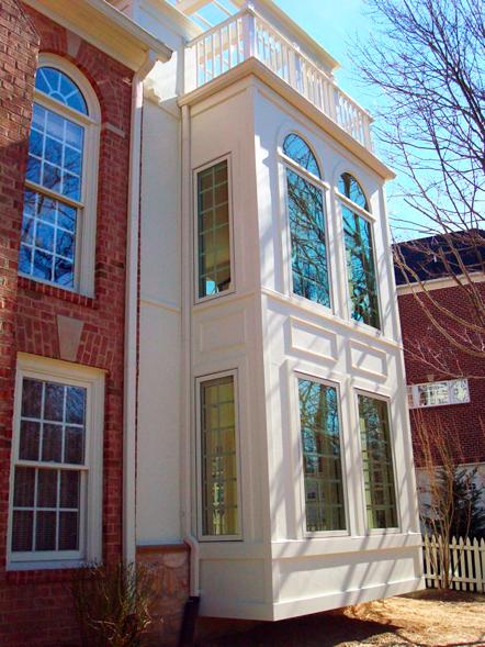Exterior Renovations Alexandria VA Custom Built Homes Annandale Impressive Remodeling Arlington Va Exterior Design