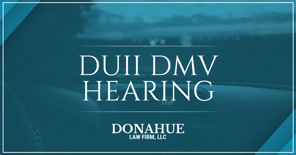 DUII DMV Hearings In Oregon Get Help From A DUII Attorney