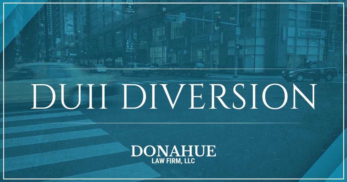 state of oregon statutes dui diversion