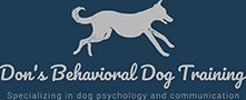 Don's Behavioral Dog Training