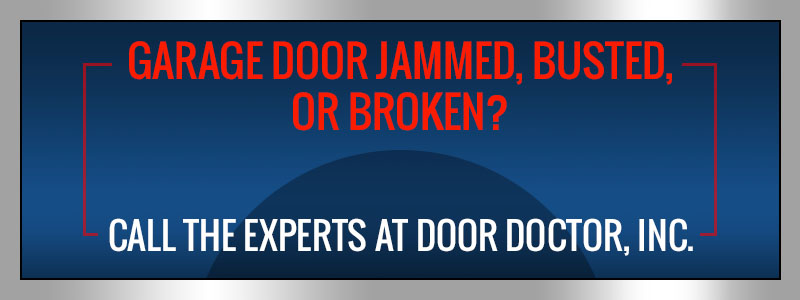 Fortunately, These Are Among The Most Common Of Garage Door Repairs And Are  Easy For A Technician To Repair.