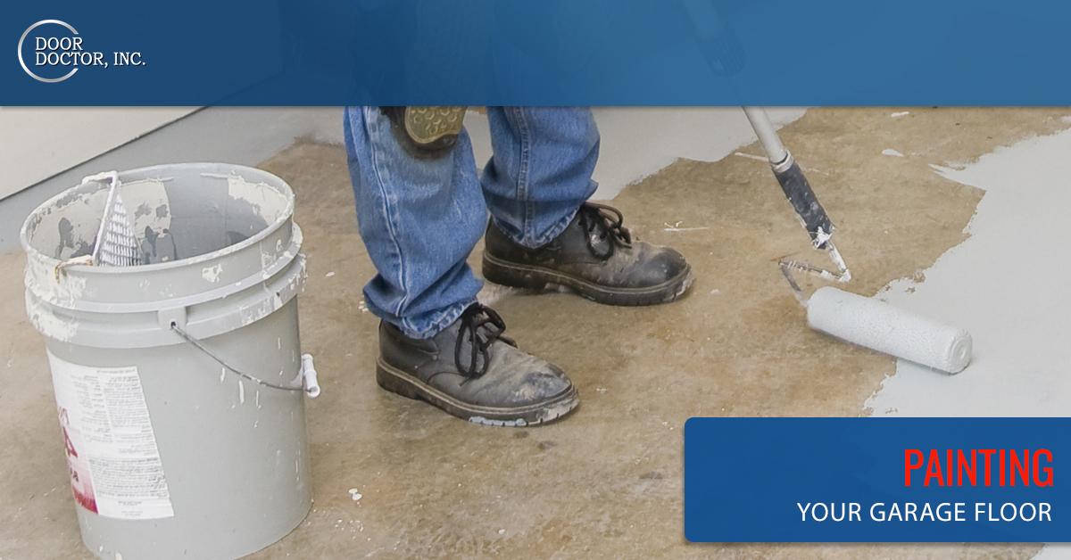 Garage Door Opener Repair Cape Coral Painting Your Garage Floor