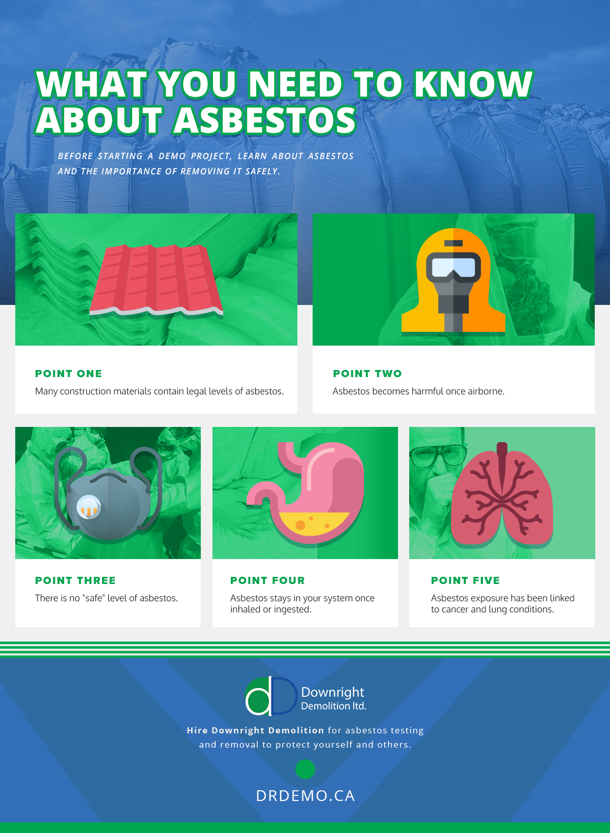 Infographic: What You Need to Know About Asbestos