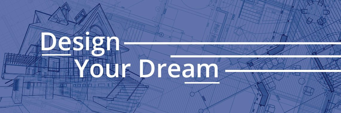 Design Your Dream Banner