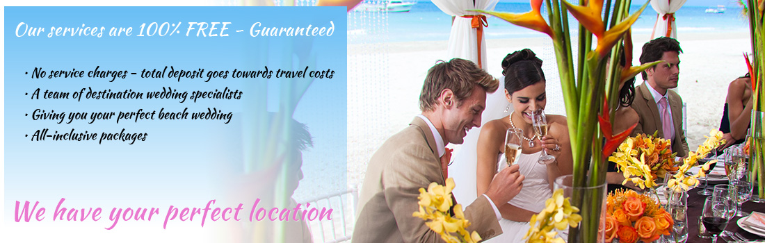 Don't miss out on our all inclusive vacations!