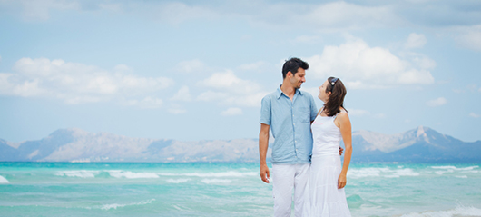 Contact us and learn more about our all inclusive honeymoon packages!
