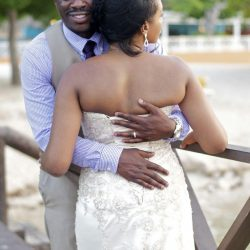 Wedding pictures from Arial Johnson's destination wedding