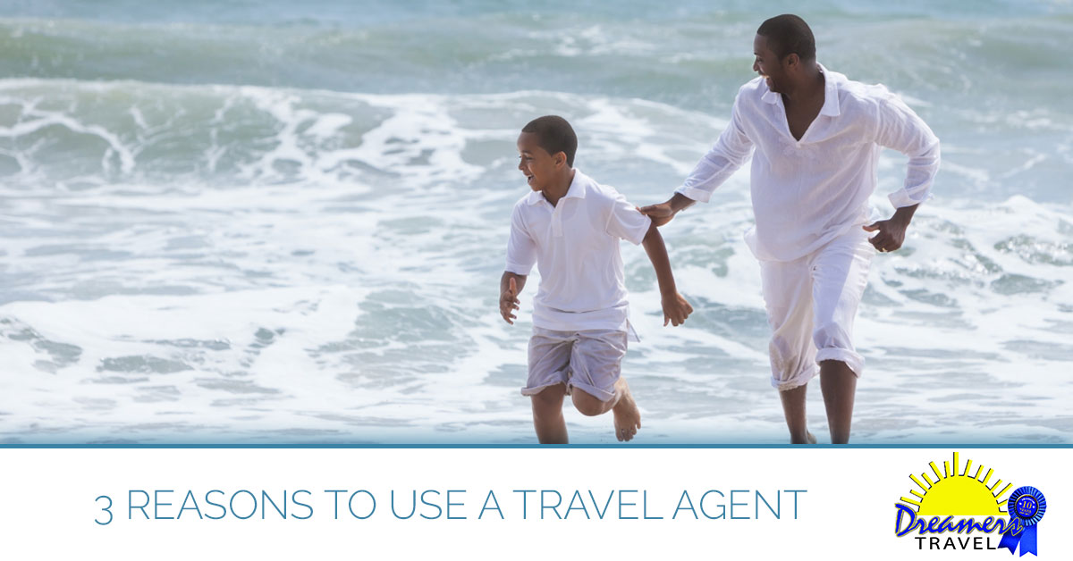 See why you should use a travel agent to plan your next trip