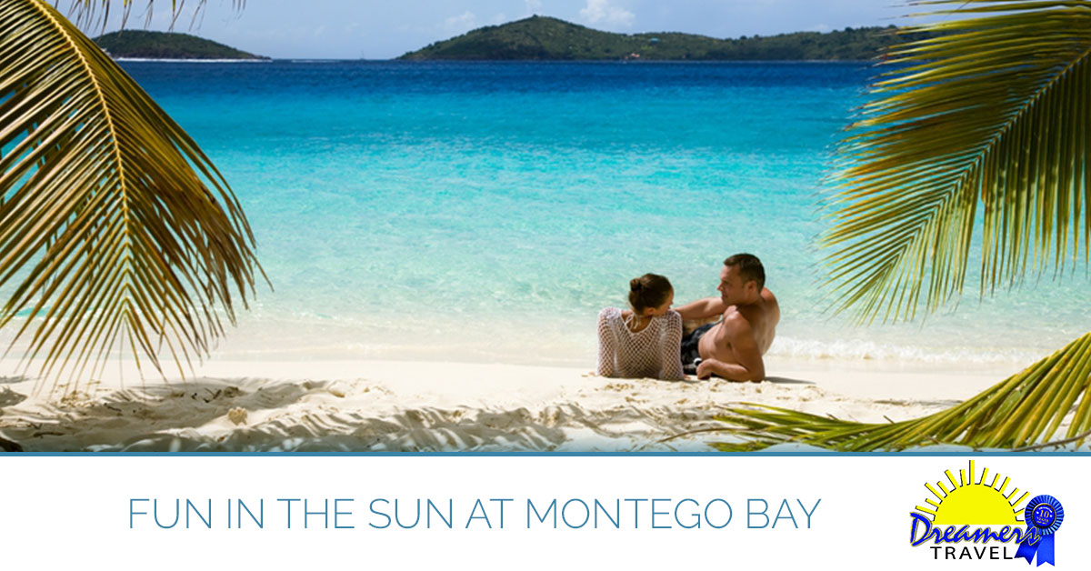 Learn about Montego Bay and other amazing vacation destinations